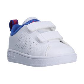 Tenis adidas Advantage Clean Vs Db0713 Originales Para Bebé