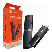 Xiaomi Mi Tv Stick Mdz-24-aa De Voz Full Hd 8gb Negro Con M