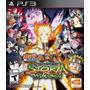 Naruto Shippuden Ultimate Ninja Storm Revolution + Cn + Ps3