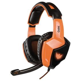 Headset Gamer Oex Eagle Hs401 Preto