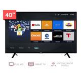Tv Led Tcl 40 Full Hd Smart Tv 40s62