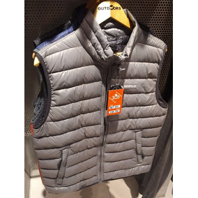 Chaleco Cat Brooklyn Jacket (micropluma De Ganso = Duvet)