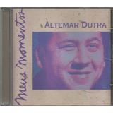 Altemar Dutra - Cd Meus Momentos - Original Nacional