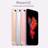 Apple Iphone 6s 32gb 4g Lte Libre De Fab Sellado Entrega Inm