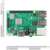 Raspberry Pi 3 B+ (nueva Version, Original)