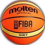 Balon Deporte Baloncesto Molten Original Gr7 Mas Rodilleras