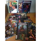 Lote 18 Gibis Variados Homem Aranha Wolverine Batman Hulk