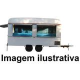 Projeto Faça Seu Trailer Food Truck (treiler Lanche)