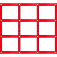 Quadrado Para Coordenação Motora Agilidade Pliometria #2