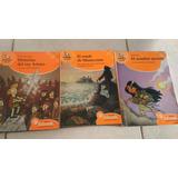 Libros De La Editorial Estrada Azulejos Niños.