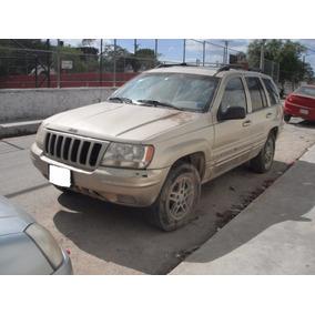 Cherokee Jepp Limited 2001 Por Partes Refacciones Deshueso