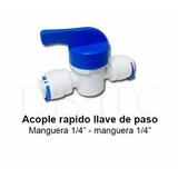 Conector Para Instalaciones De Dispenser De Agua Frio Calor