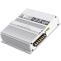 Modulo Amplificador Boog Ab2200 2 Canais Estereo 180wrms