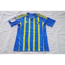 16-17 Cadiz Away De Fútbol Cosas Soccer Jersey Shirt