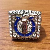 Anillo Campeón Superbowl Indianapolis Colts Manning Nfl