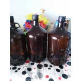 Botellas Antiguas Color Ambar