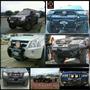 Parachoques Dmax Hilux Nissan Rubícon Machito Jeep Dogee Ram