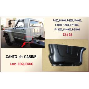 Canto Externo Da Cabine F-100 F-1000 F-21000 72 À 92 Esq