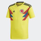 Camisa Seleção Colombiana Liquidação Copa Do Mundo Colômbia 20b9c42962830