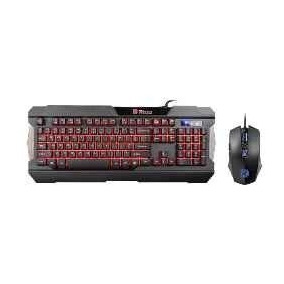 Teclado Mouse Thermaltake Commander Tri-color Sp