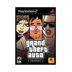 Juego Gta Trilogy Ps2 Ibushak Gaming