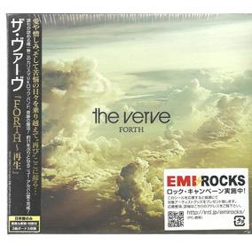 Cd The Verve - Forth ( Lacrado C/obi ) Japones 2008