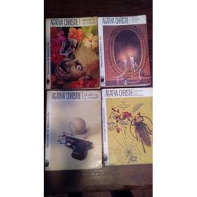 Lote 4 Libros Agatha Christie