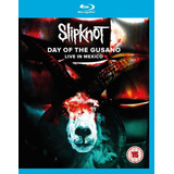 Slipknot Day Of The Gusano Live In Mex Import Bluray Nuevo
