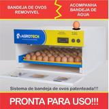 Incubadora Para 63 Huevos Con Entrega Inmediata