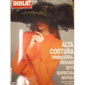 Revista Hola Moda Alta Costura Primavera Verão 2015