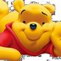 Kit De Festa Ursinho Pooh Aniversários + Cartões Convites