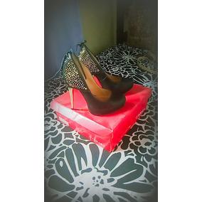 Sapato De Salto Heik 36