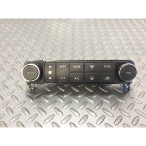 Control De Clima A/c Nissan Maxima Sl Mod 07-08 Original