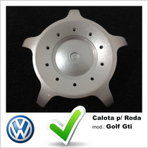 Calota Tampa Miolo Roda Original Kromma Kr1490 Golf Gti 17