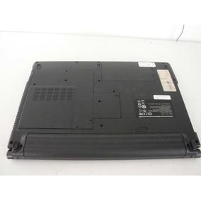 Notebook Intelbras Cm-2 Em Peças Carcaça Molduras Usada