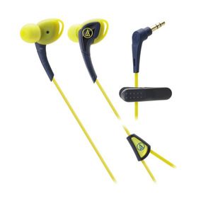 Audio-technica Ath-sport2-ny, Auriculares In-ear / Deportes