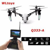 Drone Wltoys Q333-a Fpv Wifi Radio 2.4ghz Inspire Tela Lcd