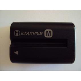 Batería Recargable Sony Np-fm500h, Camara Sony