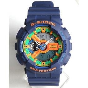 f45674377d9 Relogio Casio G Shock Ga 110fc 1a Original - Relógios no Mercado ...