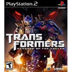 Transformers Revenge Of The Fallen Patch Ps2 Desbloqueado