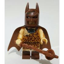 Lego Minifigura Boneco Similar Batman Homem Da Caverna
