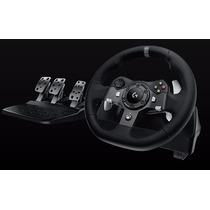 Volante Gaming Usb Giro 900º Pedales, Xbox, Pc