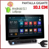 Equipo Pantalla Gigante 10 Android 2 Din Universal Internet