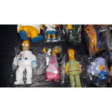 Los Simpson Figura Set X 10 Personajes