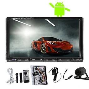7 Pulgadas De Pantalla Táctil Capacitiva Android 4.4 Estéreo