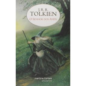 Livro O Senhor Dos Anéis - J. R. R. Tolkien - Volume Unico