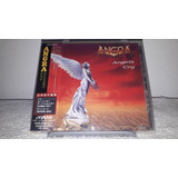 Angra - Angels Cry 1st Issue Andre Matos Japan