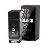 Carolina Herrera 212 Vip Black Edp 100 Ml Caballero