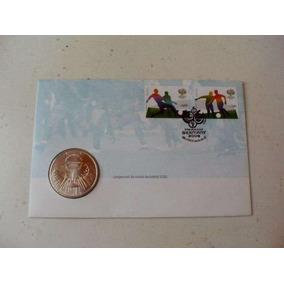 Campeonato Do Mundo De Futebol 2006 (selos + Moeda)
