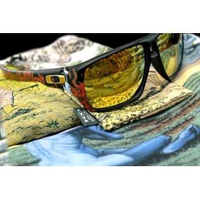 Gafas Oakley Dispatch Oro De 14k Edicion Limitada
